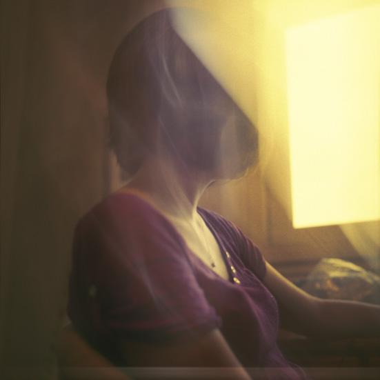 Beautiful ghost. by Elissya