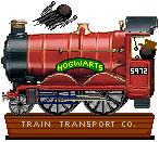 Hogwarts Express Part 1