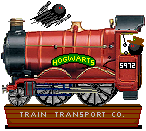 Hogwarts Express Part 1 by ByPriorArrangement