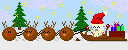 Emote Santa, Rudolph + Friends by ByPriorArrangement