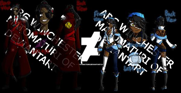 Character Design Krita : Base edit artrage krita zaubertrick designs by