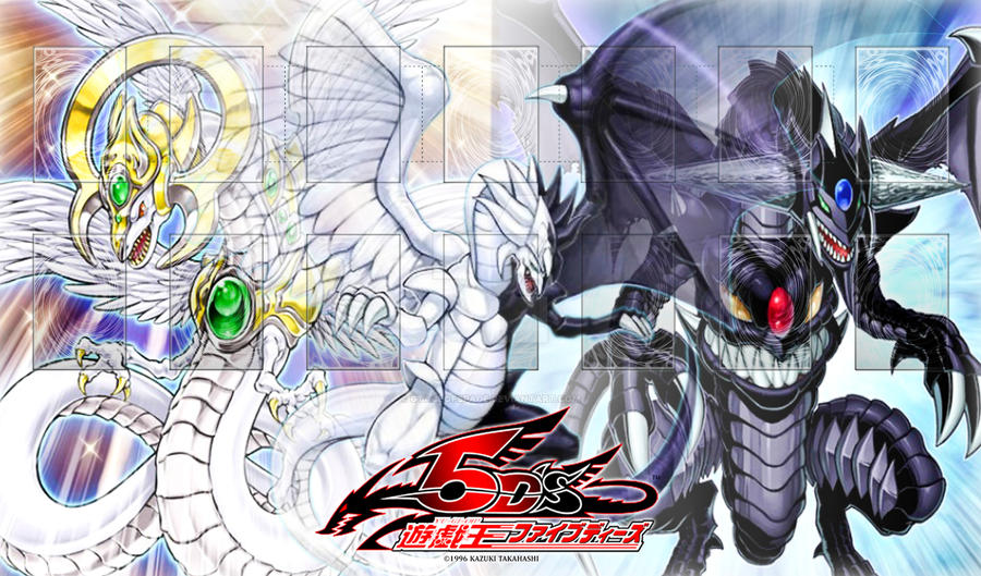 Image Gallery light and darkness dragon