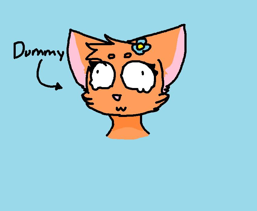 Dummy by Fabpotatokit