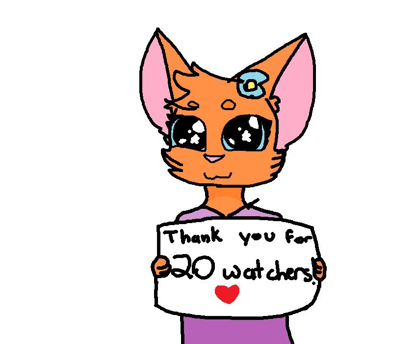 Thank you! by Fabpotatokit