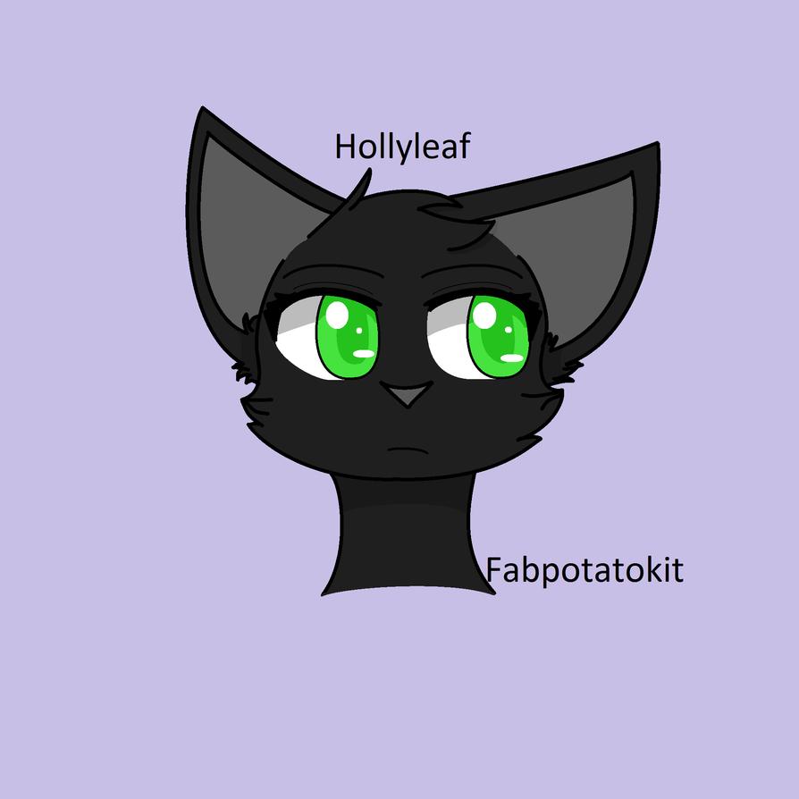 Hollyleaf by Fabpotatokit