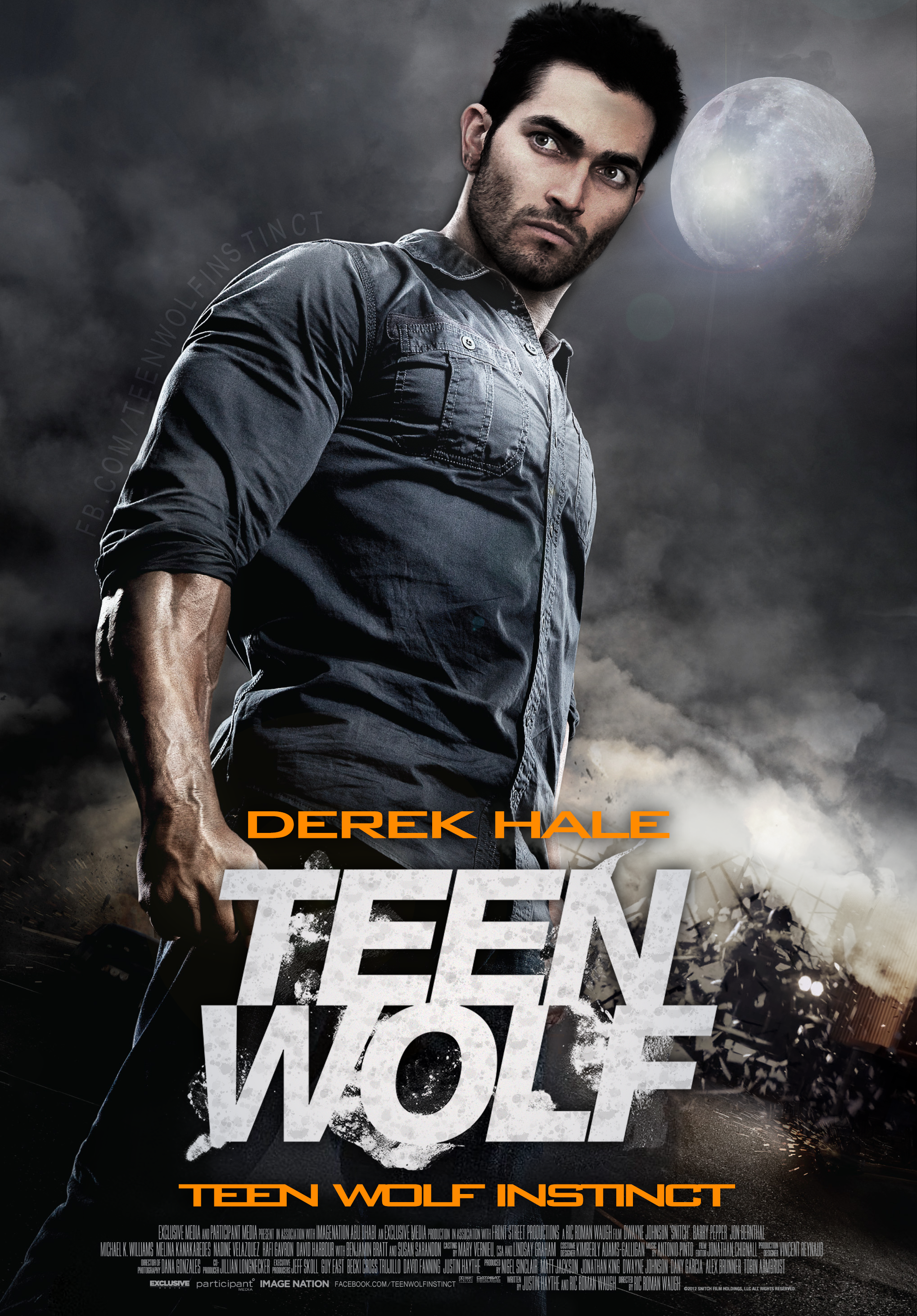Teen Wolf - Derek Snitch by TeenWolfInstinct on DeviantArt