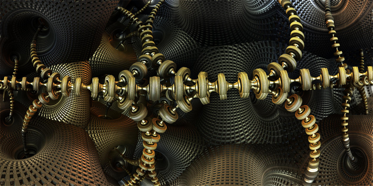 Biomechanical Neural Network By Dainbramage1 On DeviantArt
