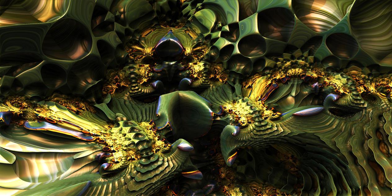 Subterranean by dainbramage1