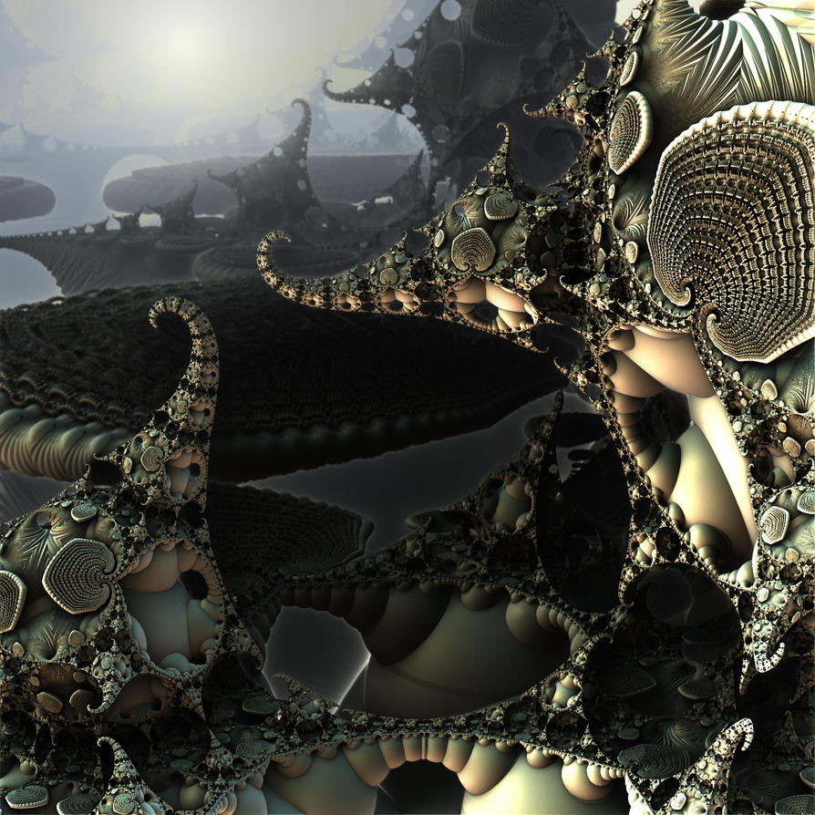 Where Elephants Reign Supreme by dainbramage1
