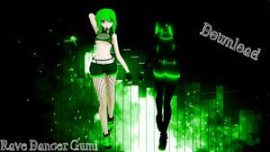 TDA Rave Dancer Gumi DL