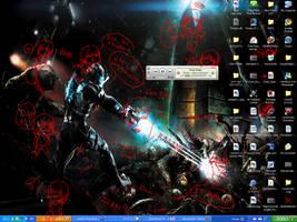 Dead space desktop by ochiba1110