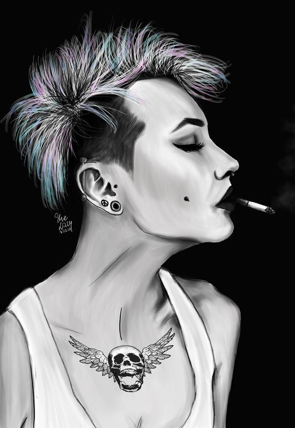 punk rock girls