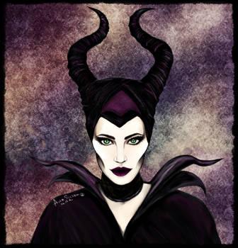 Maleficent by SheLazY
