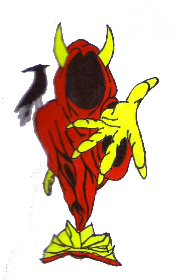 wraith by djdaztecIcp Joker Card Drawings