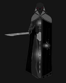 Death Messanger Archenemy: Walking Between Shadow.
