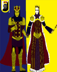 Jack Swordman Villain: Masters of Humanity.
