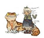 Fesil and Katya