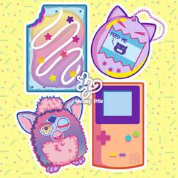 90s Nostalgia by LyndseyLittle