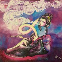 Rokurorubi by LyndseyLittle