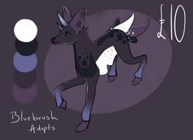 [OPEN] Night Deer adoptable