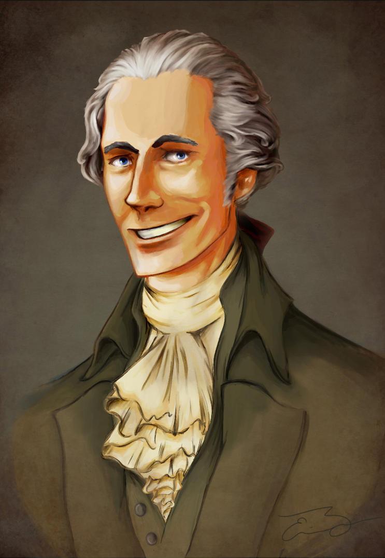 Mr. Hamilton by MissHaberdasher