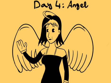 IwB - Day 04 - Angel