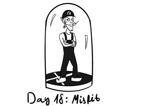 Day 18 - Mistfit