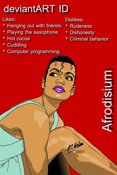 Afrodisium's Profile Picture
