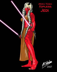 Not-So-Topless Jedi