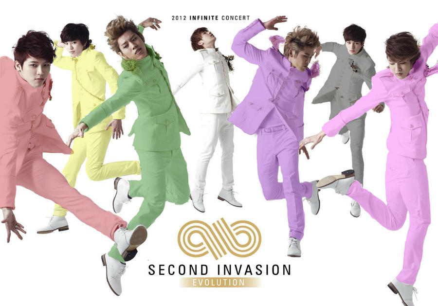 Infinite Wallpaper Infinite wallpaper