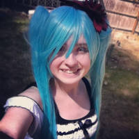 World is Mine Miku by TheCosplayVlogger