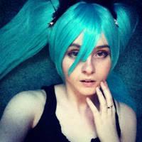 Deep Sea Girl Miku by TheCosplayVlogger