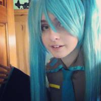 Original Miku 1 by TheCosplayVlogger