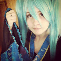 Kimono Miku 2 by TheCosplayVlogger