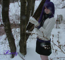 Rarity - Winter's come by TheCosplayVlogger