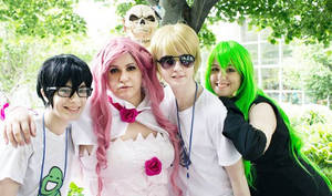 Anime Boston Friends by TheCosplayVlogger