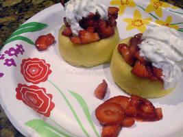 Strawberry Short Cake 2 by TheCosplayVlogger