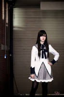 AAC 2013 - Homura Shoot1 by TheCosplayVlogger