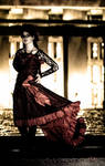 Ballgown Grell Fall Shoot 13