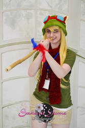 Teemo at Famicon1