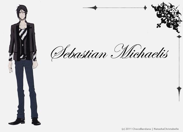 Sebastian Michaelis Wallpaper By ChocoBandana