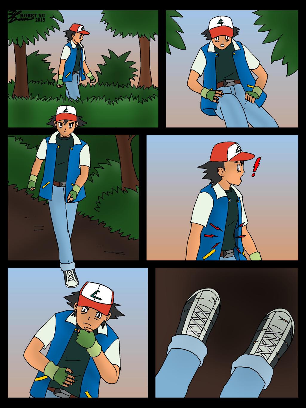 Pokemon Fanfiction Transformation Ash Peatix