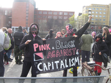 Pink And Black Queers