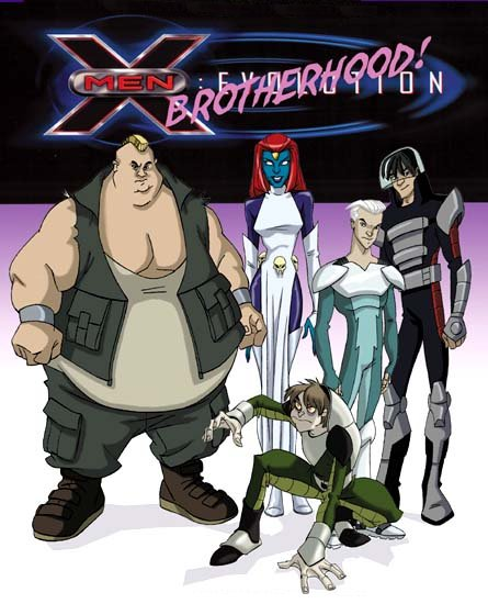 X men evolution brotherhood