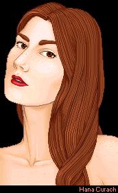 Self Portrait 2015 by HanaCurach