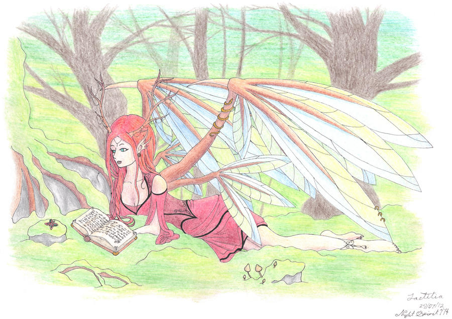 Laetitia by nightspirit174