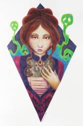 Captivating Deviless by FallenFantasyArt