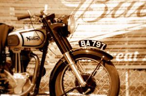 Motorcycle by genesh31