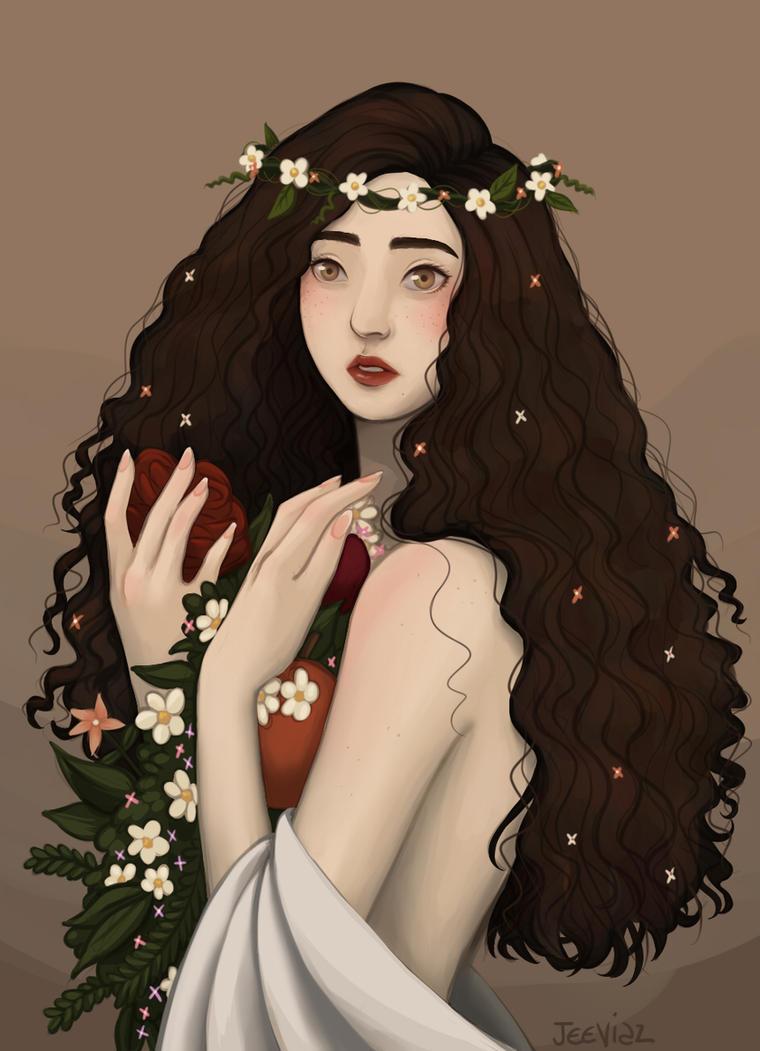 Persephone by Jeeviaz