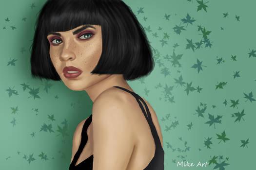 One week Portrait